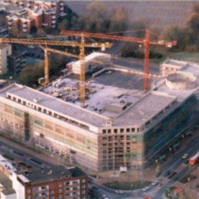 Budynek usługowy w Oer-Erkenschwick (Niemcy)