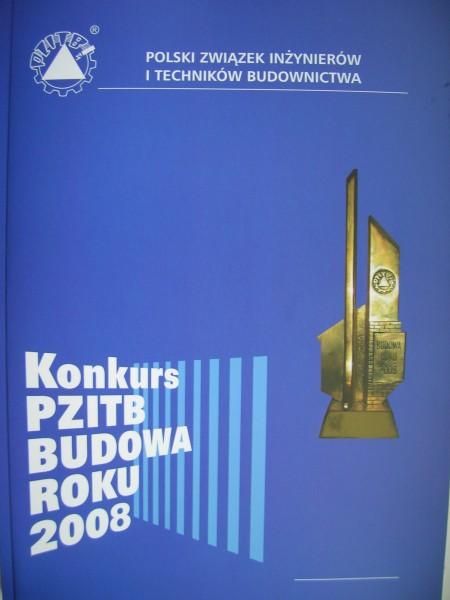 CZ.P.B.P. Przemysłówka S.A. wśród najlepszychw Polsce 2008