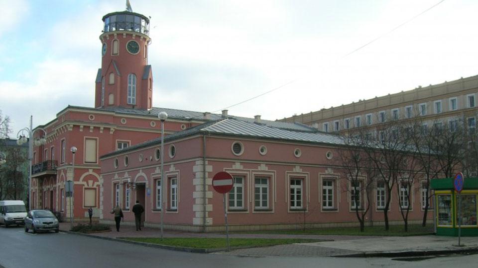 Budynek Oficyny Zachodniej Ratusza Miejskiego w Częstochowie