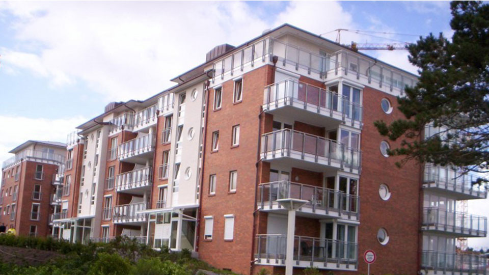 Budynki mieszkalne – Niemcy / Blocks of flats – Germany