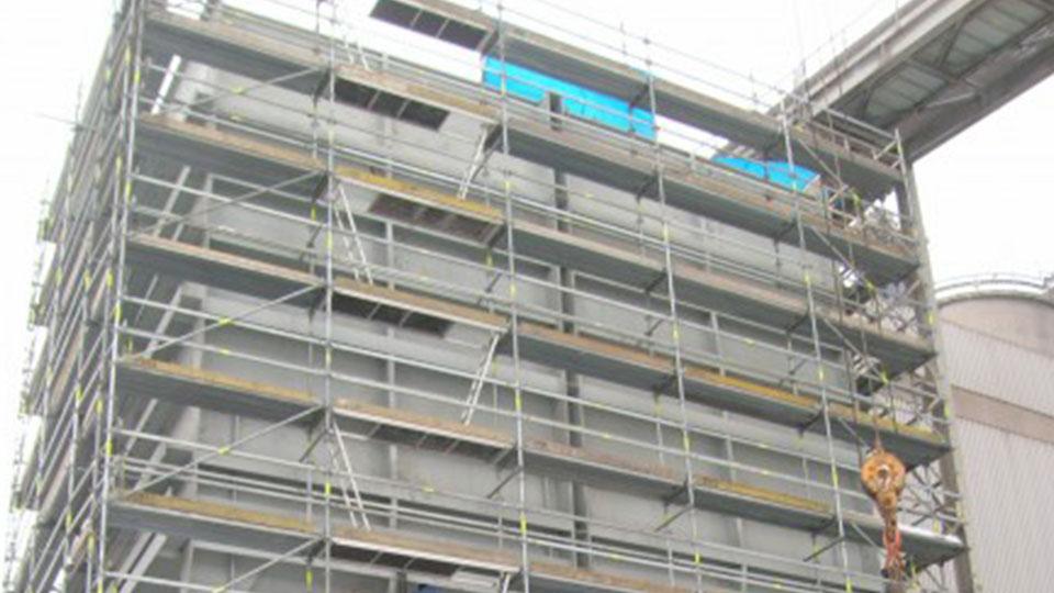Cementownia Warta S.A. – Linia technologiczna wypału klinkieru
