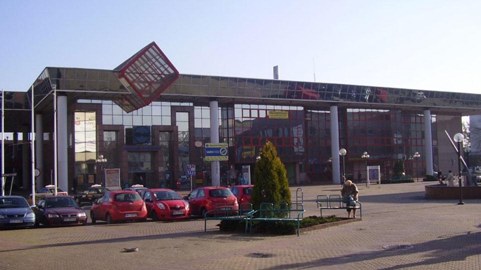 Dworzec Główny PKP w Częstochowie