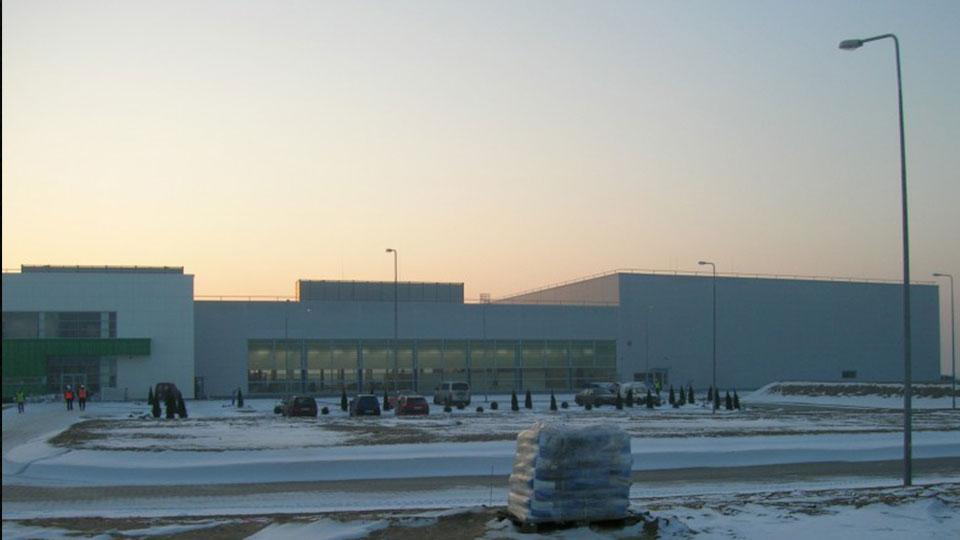 Fabryka Produkcji Kosmetyków Procter & Gamble w Aleksandrowie Łódzkim