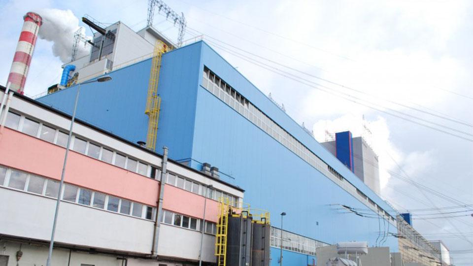 Modernizacja budynków maszynowni dwóch bloków Elektrowni Pątnów