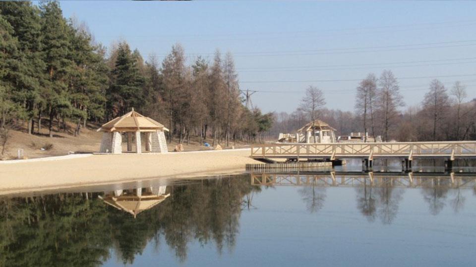 Rekreacyjne zagospodarowanie terenów nad rzeką Warta w Mstowie Wancerzów