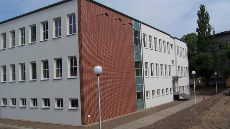Rozbudowa Szpitala Powiatowego w Lublińcu