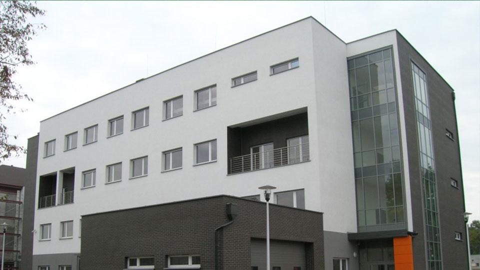Rozbudowa Szpitala Powiatowego w Myszkowie