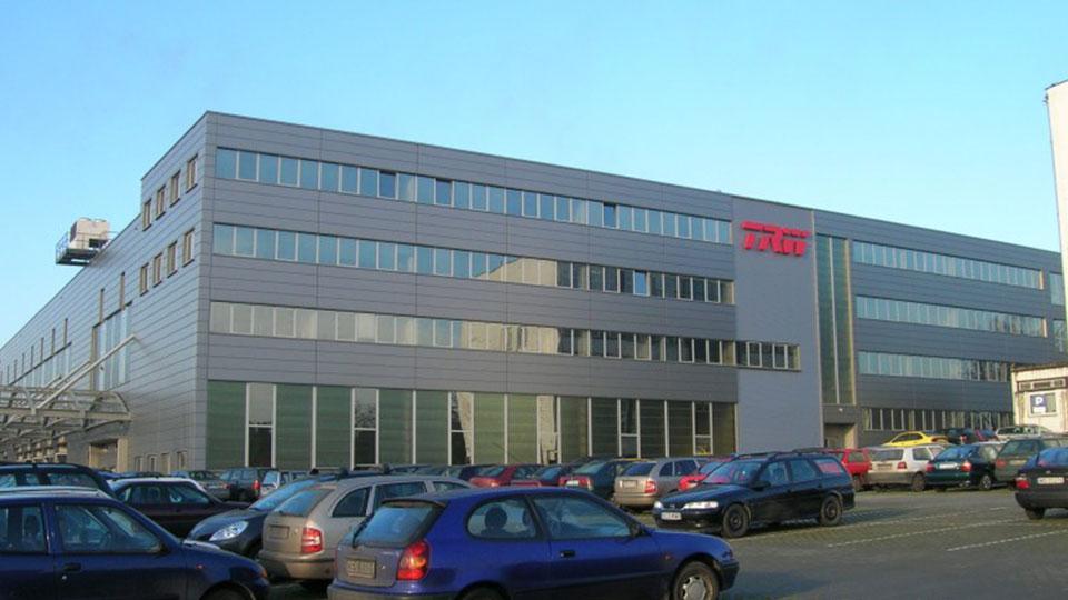 TRW hala produkcyjno – magazynowa z częścią socjalną w Częstochowie