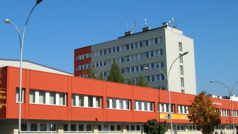 Termorenowacja obiektu administracyjno-dydaktycznego w Częstochowie