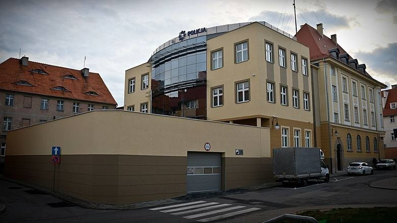 Rozbudowa i przebudowa Komendy Policji w Oławie