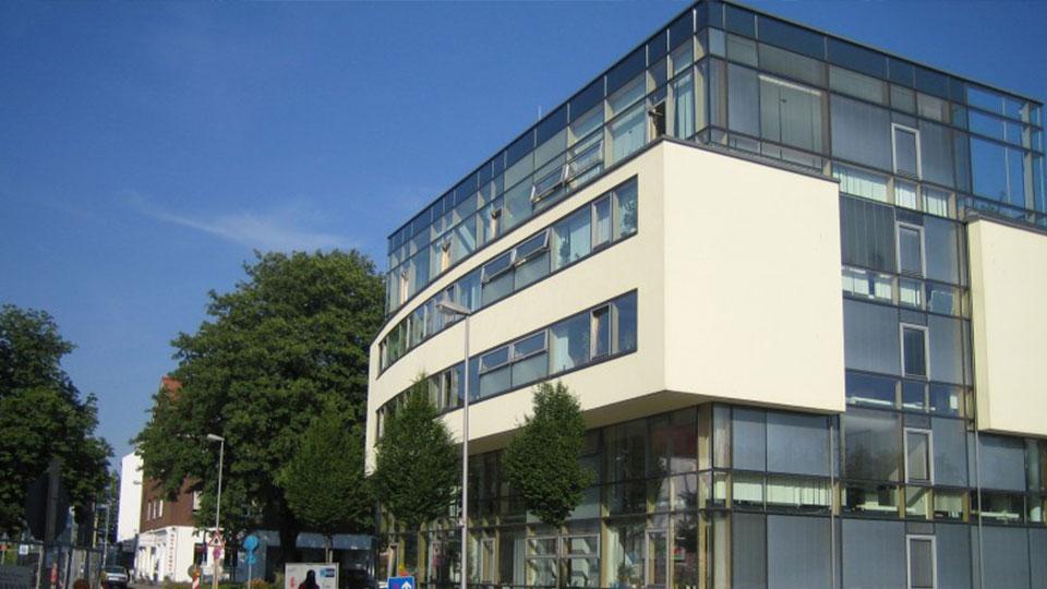Budynek biurowy – Niemcy / Office building – Germany